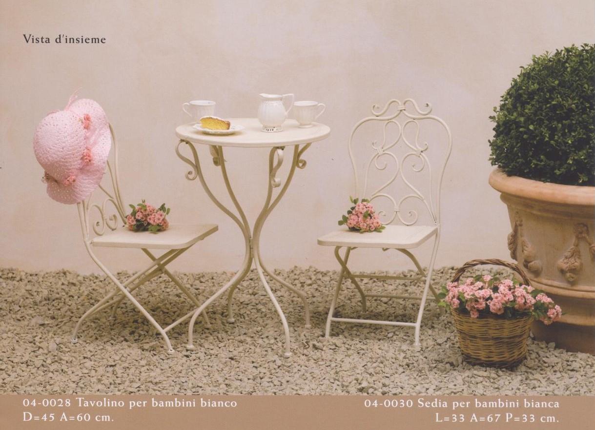 Tavolini sedute oggetti arredamento per esterno e giardino in