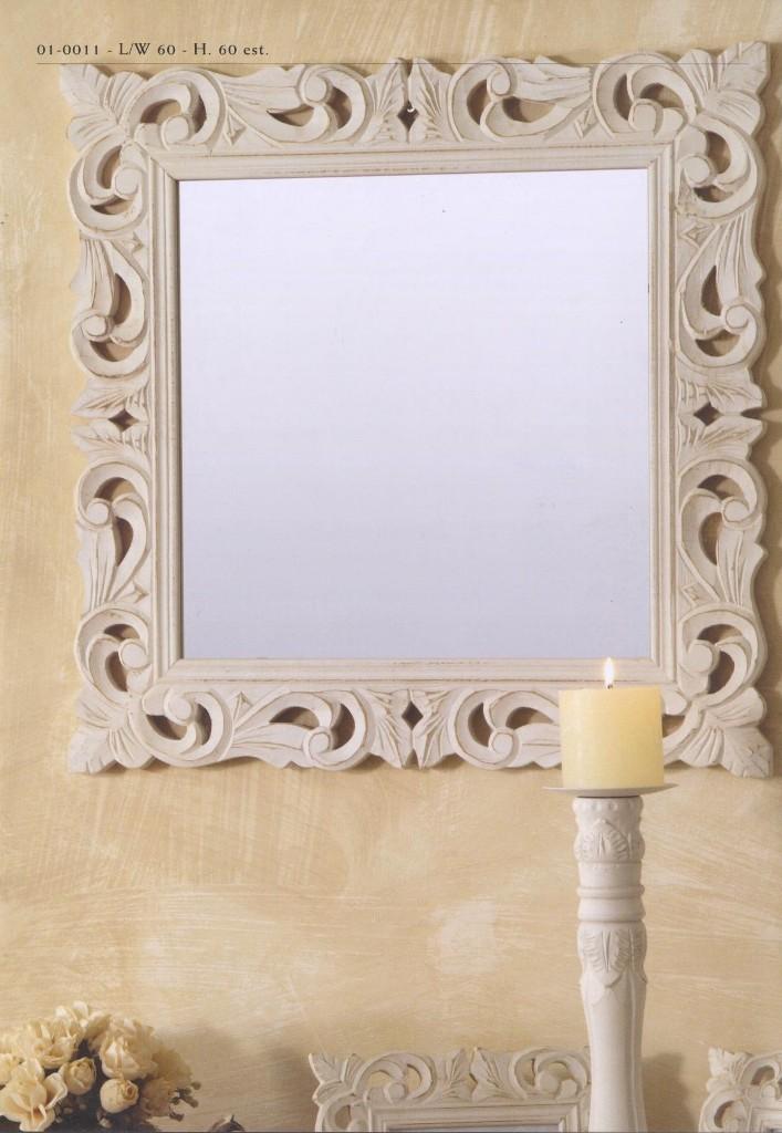 Specchiere stile provenzale country provence for Arredamento provenzale on line